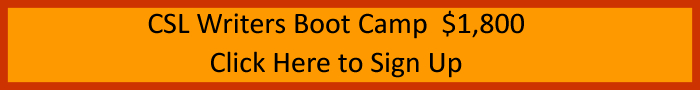 Boot Camp Signup