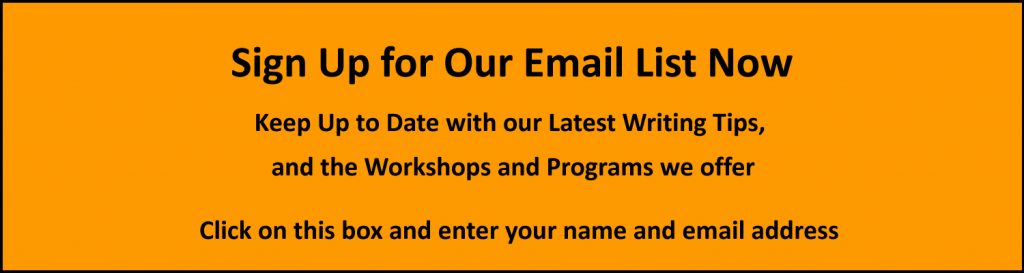 Email Signup Box